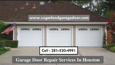 Emergency Garage Door Spring Repair | Sugarland, TX
