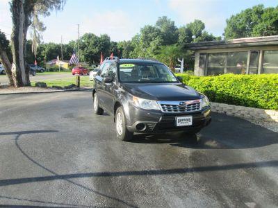 2011 Subaru Forester 2.5X (Gray)