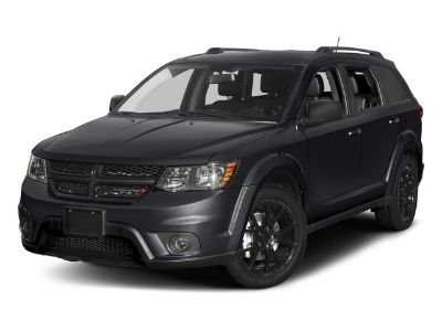 2017 Dodge Journey R/T (Granite Pearlcoat)