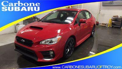 2019 Subaru WRX (Pure Red)