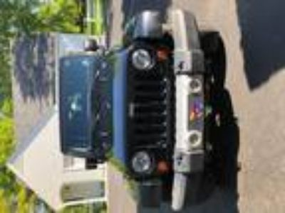 2012 Jeep Wrangler 2dr Coupe for Sale by Owner