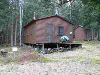 163 Back Lake Road Pittsburg, affordable camp on almost a