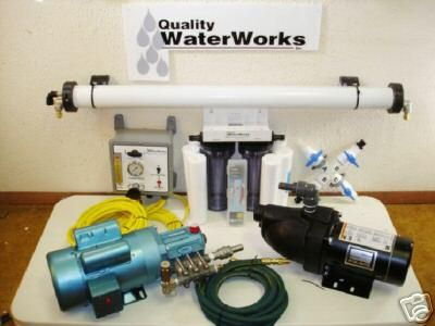 Sell 20 GPH Modular Marine Watermaker/Desalination/Desalinator Unit motorcycle in Pfafftown, NC, US, for US $4,195.00