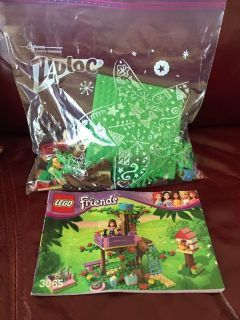 LEGO friends 3065 Olivia s treehouse set