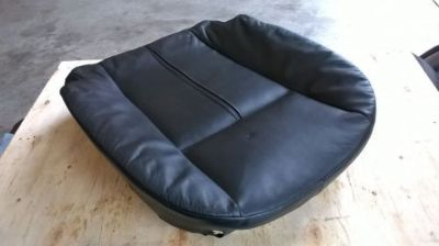 Find BMW E38 E39 5 7 SERIES LEFT RIGHT FRONT SEAT BOTTOM COVER LEATHER BLACK NO HEAT motorcycle in Mesquite, Texas, United States, for US $39.00
