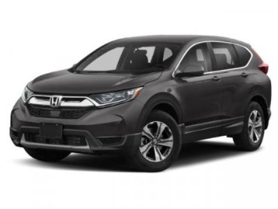 2019 Honda CR-V LX (Platinum White Pearl)