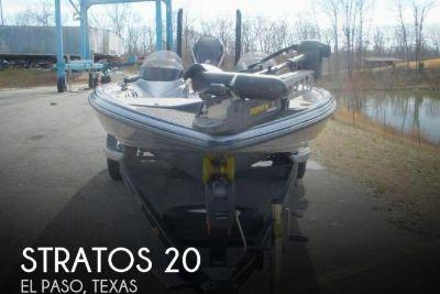 2011 Stratos 201 XL Evolution DL/BS