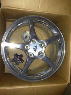 2001 Corvette wheels