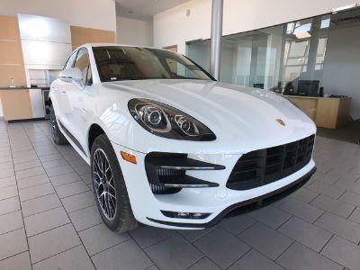 2018 Porsche Macan Turbo (white)