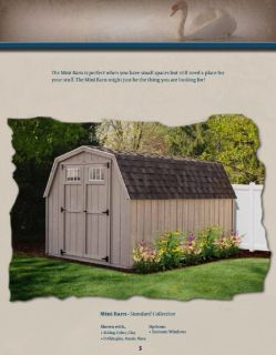 Free Shed if you help us reach our goal