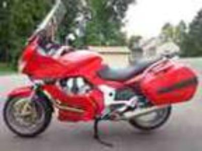 2007 Moto Guzzi Norge 1200 Original Owner