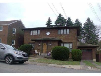 2 Bed 1.5 Bath Foreclosure Property in Mckeesport, PA 15132 - Mccleary St