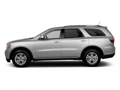 2012 Dodge Durango Crew (Bright Silver Metallic)