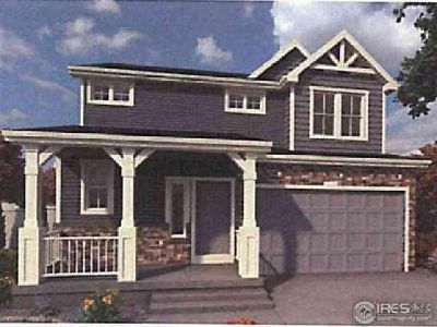 4125 Greenwood Ln Johnstown, The Yampa by Oakwood Homes.