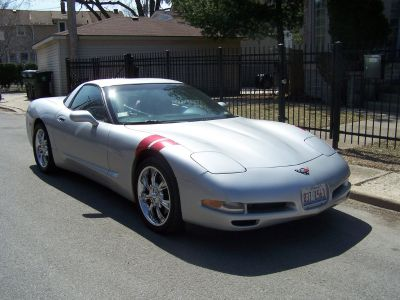 Corvette might trade TRADES