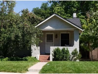 2 Bed 1.0 Bath Preforeclosure Property in Denver, CO 80218 - Gilpin St