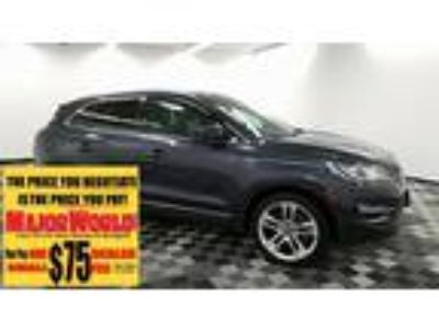 $25900.00 2015 Lincoln MKC with 21353 miles!