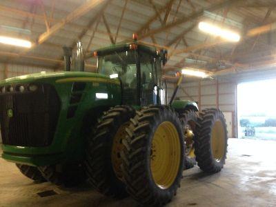john deere 9230 tractor