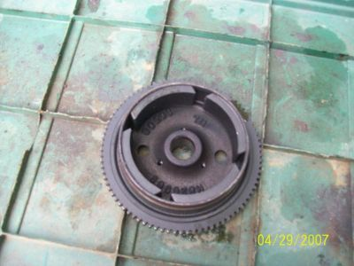 Sell 1999 POLARIS TRAIL BOSS 250 FLYWHEEL MAGNETO motorcycle in Booneville, Mississippi, US, for US $60.00