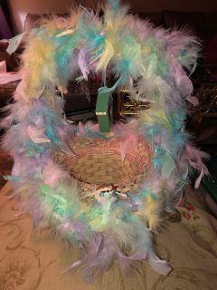 Flower Girl or Easter Basket