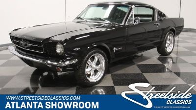 Fastback 2+2 NEW 1965-1966 Mustang Vinyl Trunk Mat PLAID Pattern