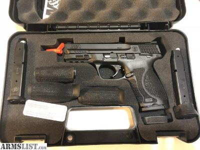For Sale: S&W M&P m2.0 Compact 4 barrel Unfired