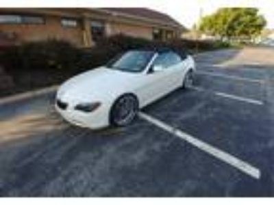 2005 BMW 645 Convertible in Lutherville-Timonium, MD