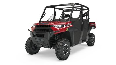 2019 Polaris Ranger Crew XP 1000 EPS Side x Side Utility Vehicles Union Grove, WI