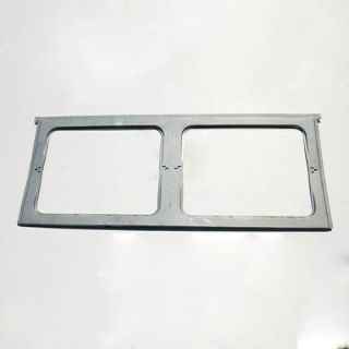 1951-1967 Bus Inner Qtr Panel w/ 2 Window Section