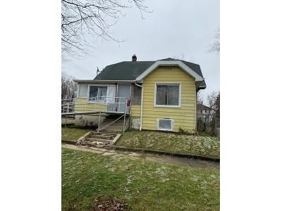 4 Bed 1 Bath Foreclosure Property in Flint, MI 48505 - Alexander St