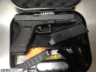 For Sale: Glock 41 .45 Practical/Tactical Like New