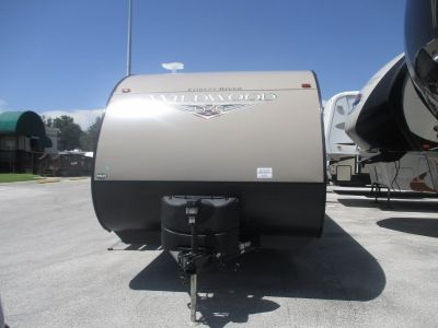 2019 Forest River 201BHXL