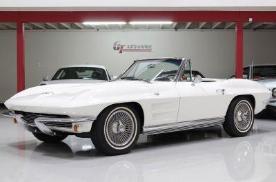 1964 Corvette Convertible NCRS Award Winner #s Matching