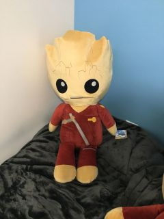 *NEW* Funko Baby GROOT Marvel 22 Ravager Suit Groot Heroes Plushie XL - Guardians of the Galaxy