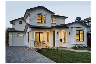 Contemporary 2017 Craftsman in Midtown Palo Alto