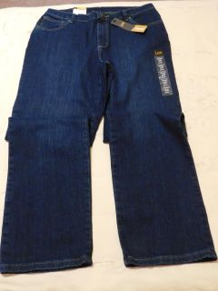 Jeans by Lee Dark Blue NEW NEVER WORN