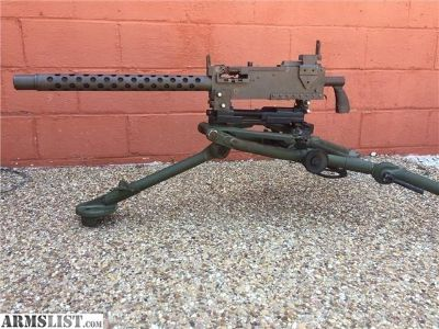 For Sale: Browning M1919 A4/A6 *Semi-Auto* w/Tripod
