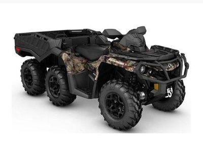 2017 Can-Am Outlander 6x6 XT 1000 Utility ATVs Woodinville, WA