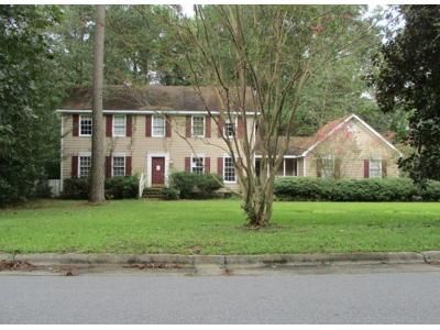 4 Bed 2 Bath Preforeclosure Property in Rocky Mount, NC 27804 - Weatherstone Dr