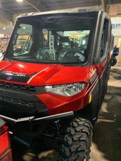 2019 Polaris Ranger Crew XP 1000 EPS NorthStar HVAC Edition Utility SxS Woodstock, IL