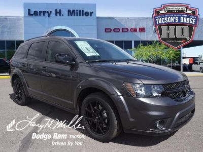 2018 Dodge Journey R/T (Granite Pearlcoat)