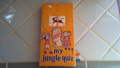 Collectable, Vintage Learning Game