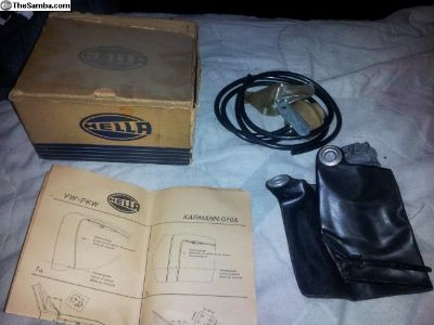 NOS Hella Windshield Washer and Squirter for Ghia