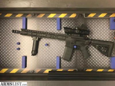 For Sale: Diamondback AR-15 w/ optics NEW