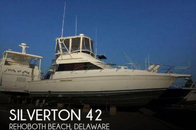 1993 Silverton 37 Convertible