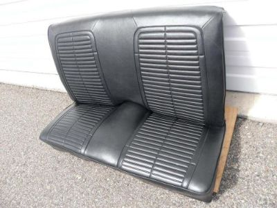 Sell 67-69 Firebird Camaro Rear Seat Cushions Pontiac 68 Trans Am Chevrolet Z-28 motorcycle in Bozeman, Montana, United States, for US $695.00