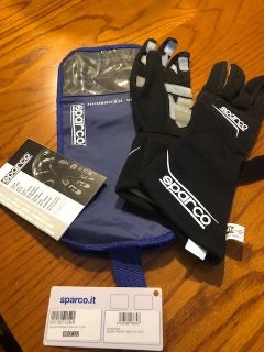 NWT SPARC0 GLOVES