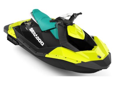 2018 Sea-Doo SPARK 2up 900 H.O. ACE iBR & Convenience Package Plus 2 Person Watercraft Adams, MA