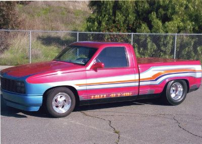 1988 Chevrolet Custom Shortbed Dually