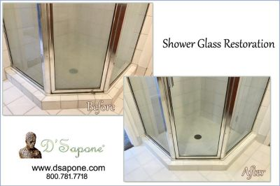 Shower Glass Restoration Service in Palm springs